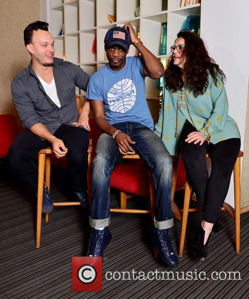 Ben Patterson, Pras and Karyn Rachtman 1