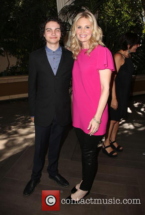Max Burkholder and Monica Potter 2
