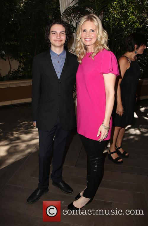 Max Burkholder and Monica Potter 3