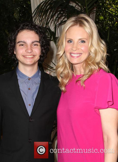 Max Burkholder and Monica Potter 4