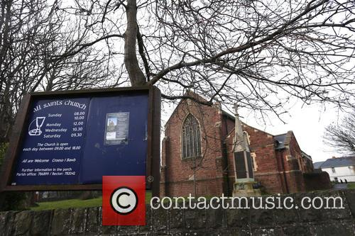 All Saints, Porthcawl and Steve Strange 3