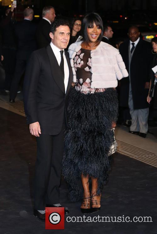 Andre Balazs and Naomi Campbell 4
