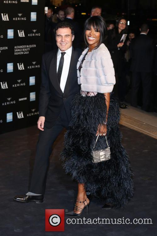 Andre Balazs and Naomi Campbell 5