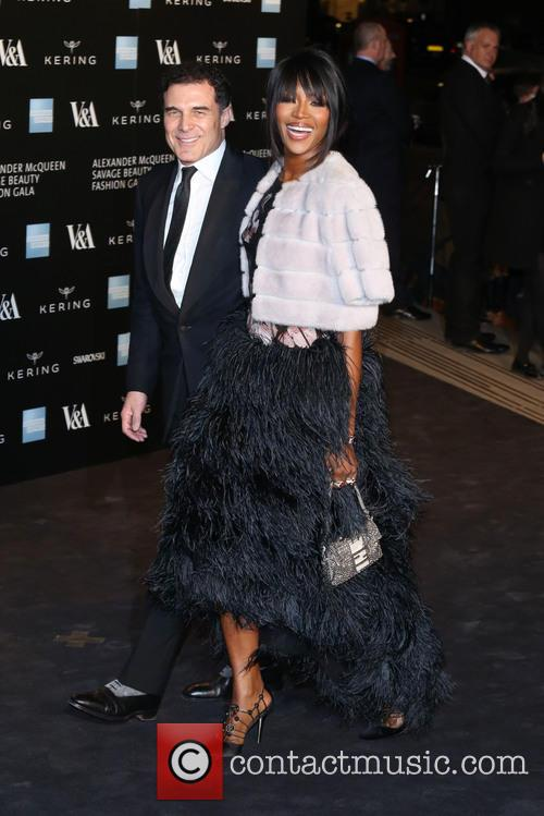 Andre Balazs and Naomi Campbell 1