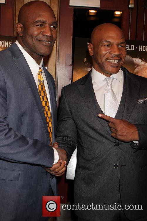 Evander Holyfield and Mike Tyson 10