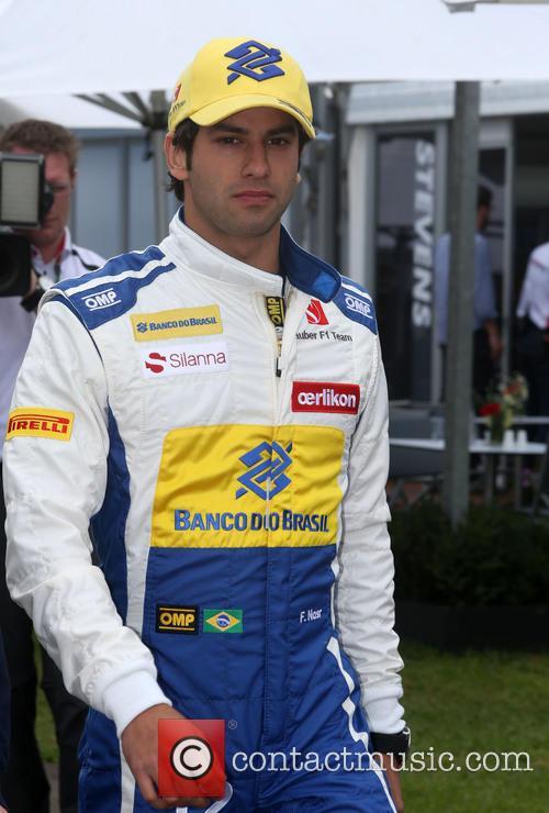 Felipe Nasr 1