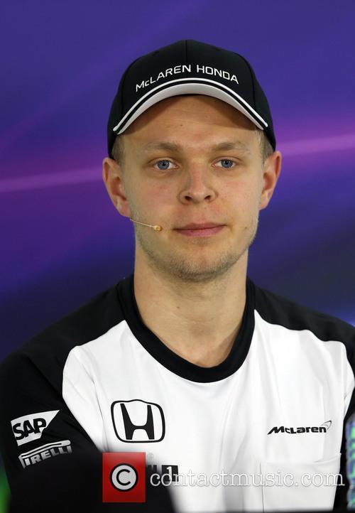 Kevin Magnussen 3