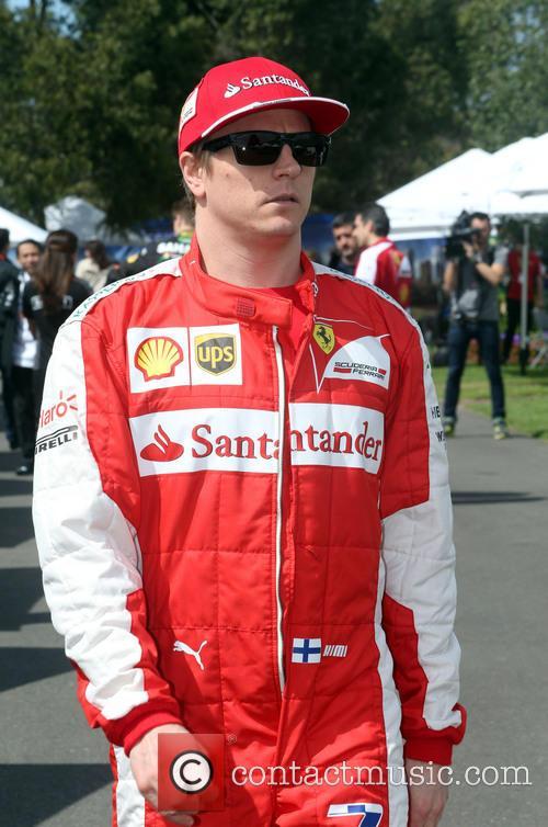 Kimi Räikkönen and (raikkonen) 5