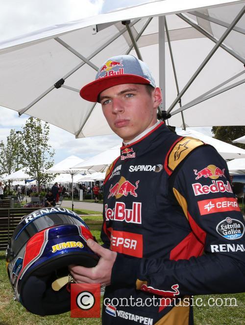 Max Verstappen 6
