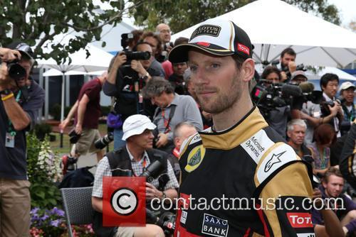 Romain Grosjean 7