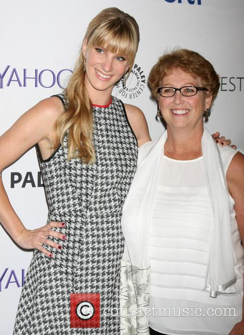 Heather Morris and Future Mother In Law 4