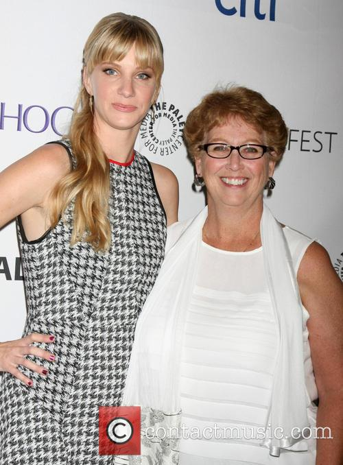 Heather Morris and Future Mother In Law 5