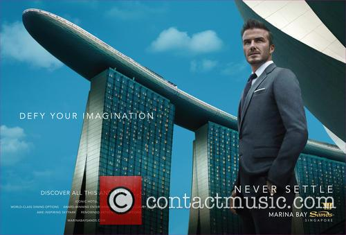 Marina Bay Sands unveils 'Never Settle' campaign starring...