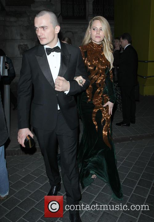 Rupert Friend and Aimee Mullins 4