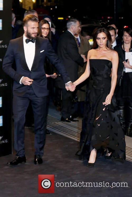 David Beckham and Victoria Beckham 3