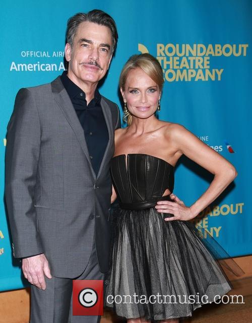 Peter Gallagher and Kristin Chenoweth 3