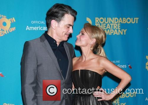Broadway celebration On the Twentieth Century Party Arrivals
