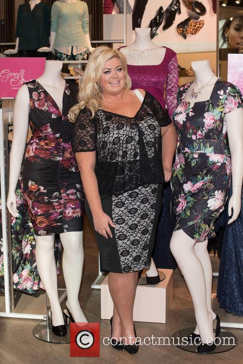 Gemma Collins - store appearance