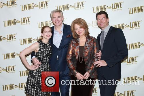 Anna Chlumsky, Douglas Sills, Renée Fleming and Jerry O'connell 2