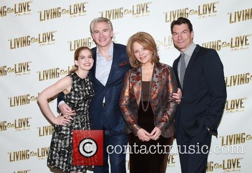 Anna Chlumsky, Douglas Sills, Renée Fleming and Jerry O'connell 3