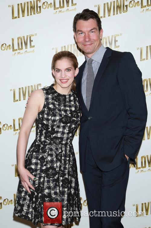 Anna Chlumsky and Jerry O'connell 8