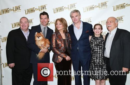 Blake Hammond, Jerry O'connell, Trixie, Renée Fleming, Douglas Sills, Anna Chlumsky and Scott Robertson 2