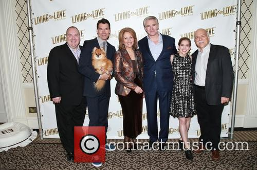 Blake Hammond, Jerry O'connell, Trixie, Renée Fleming, Douglas Sills, Anna Chlumsky and Scott Robertson 3