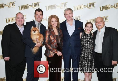 Blake Hammond, Jerry O'connell, Trixie, Renée Fleming, Douglas Sills, Anna Chlumsky and Scott Robertson 1
