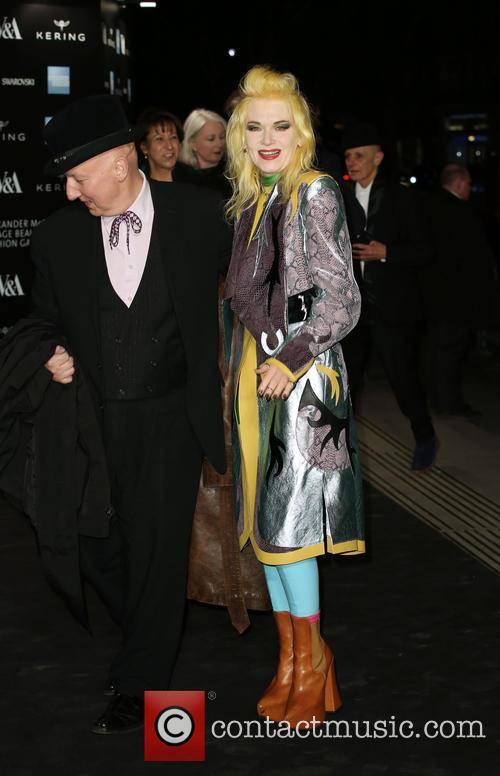 Stephen Jones and Pam Hogg 2