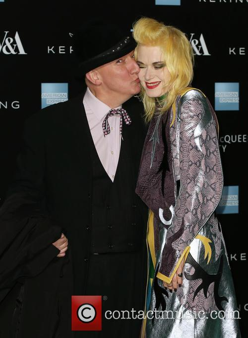 Stephen Jones and Pam Hogg 3