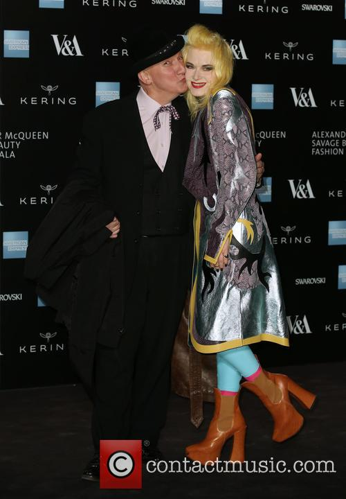 Stephen Jones and Pam Hogg 4
