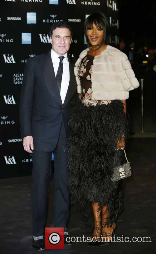 Andre Balazs and Naomi Campbell 3