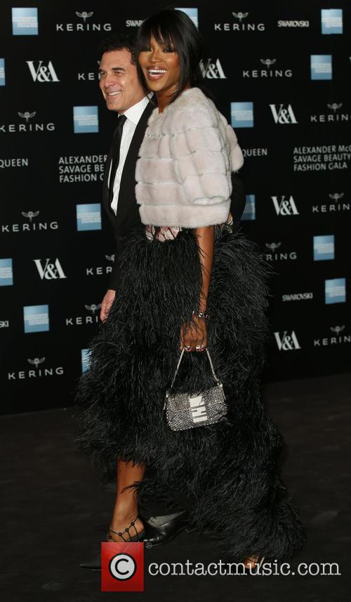 Alexander McQueen Fashion Benefit Dinner