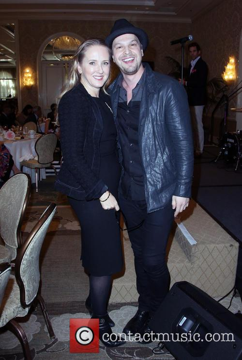 Jennifer Salke and Gavin Degraw 4