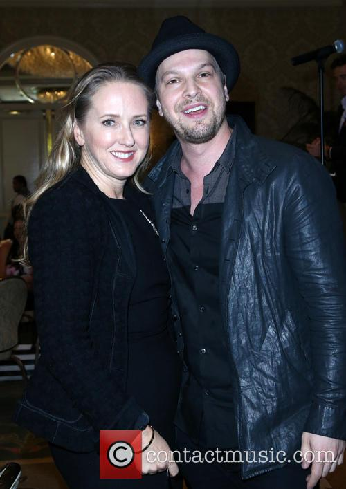 Jennifer Salke and Gavin Degraw 5