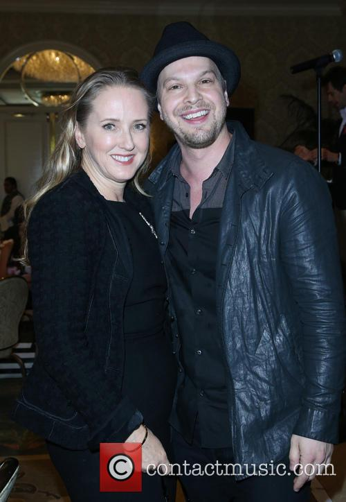 Jennifer Salke and Gavin Degraw 6