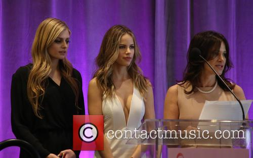 Kate Pitney, Halston Sage and Tema Sage 5