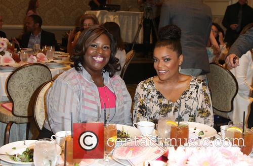 Retta, Marietta Sirleaf and Yvette Nichole Brown 2