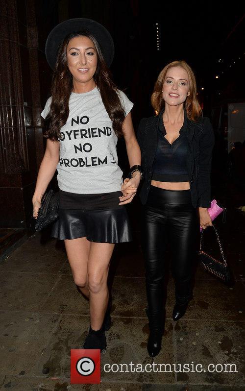 Nadine Merabi and Stephanie Waring 3