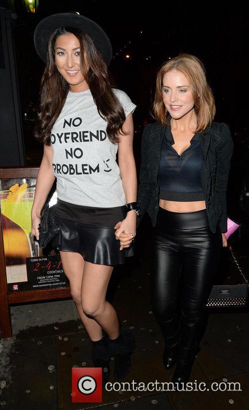 Nadine Merabi and Stephanie Waring 7