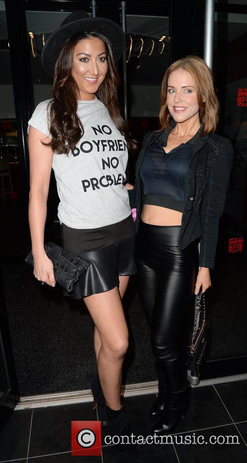 Nadine Merabi and Stephanie Waring 8