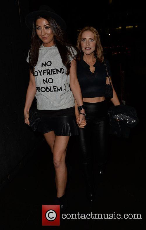 Nadine Merabi and Stephanie Waring 10