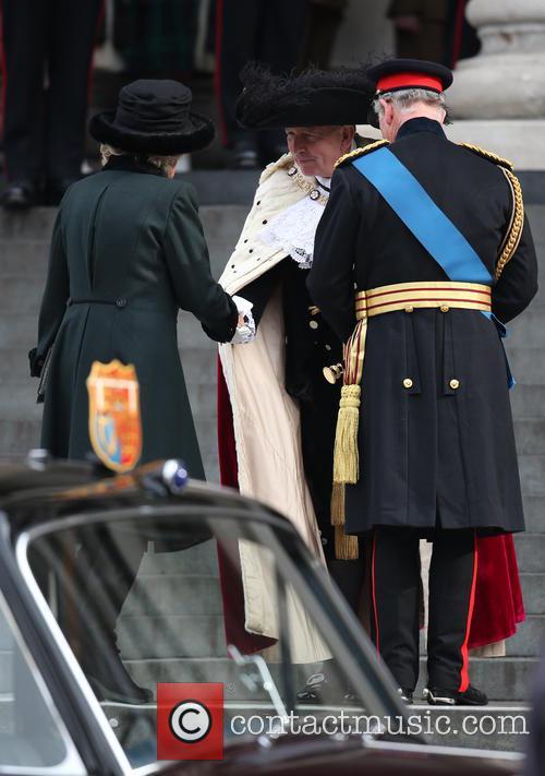 Camilla Duchess Of Cornwall and Prince Charles 2