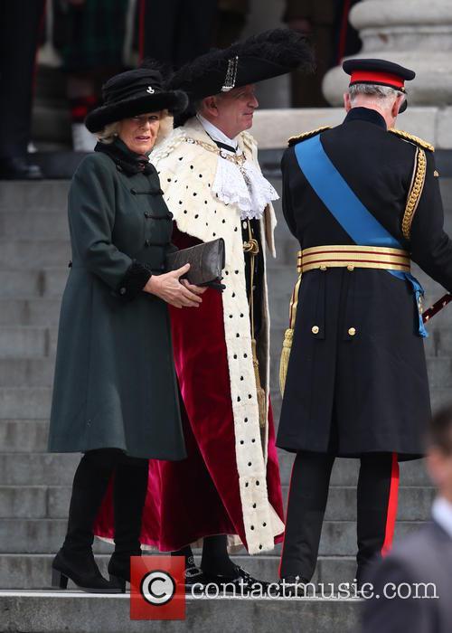 Camilla Duchess Of Cornwall and Prince Charles 1