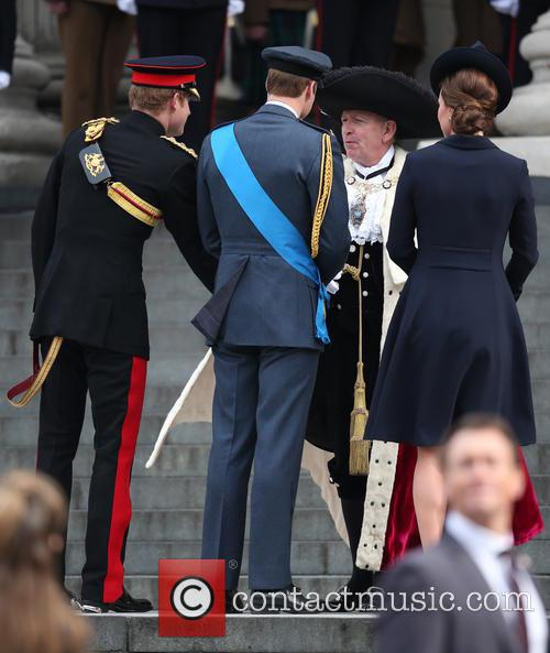 Prince Harry, Duke Of Cambridge, Duchess Of Cambridge, Prince William and Kate Middleton 2