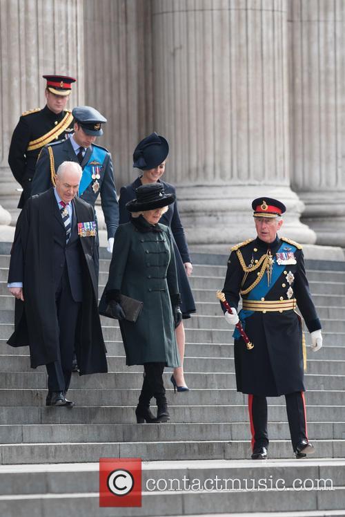 Prince Harry, William, Duke Of Cambridge, Katherine and Duchess Of Cambridge 3