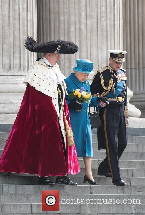 The Queen, The Duke Of Edinburgh and Prince Philip 2
