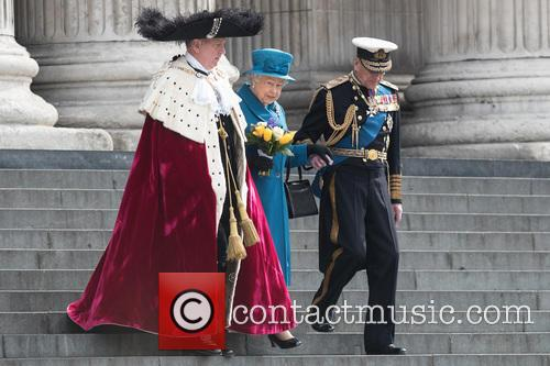 The Queen, The Duke Of Edinburgh and Prince Philip 3