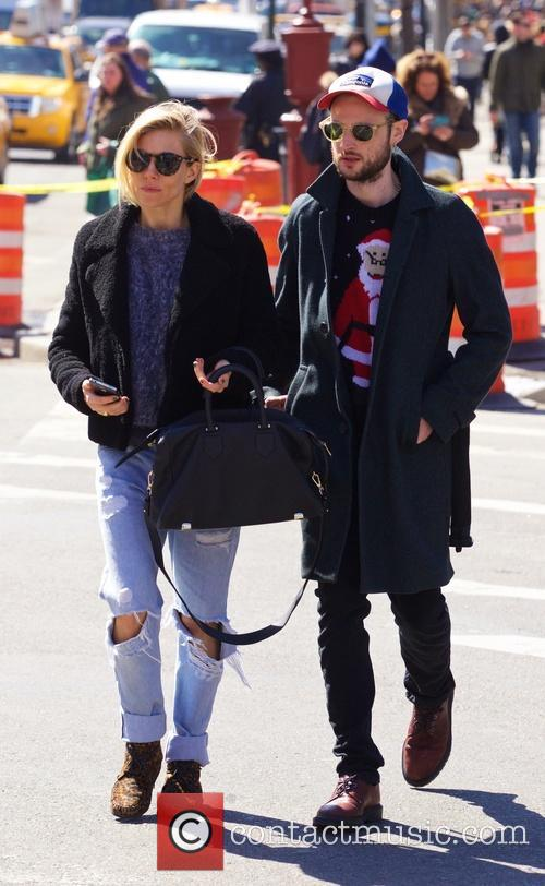 Sienna Miller and Tom Sturridge 8