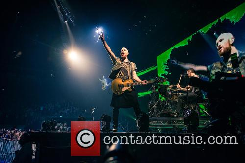 The Script and Mark Sheehan 1